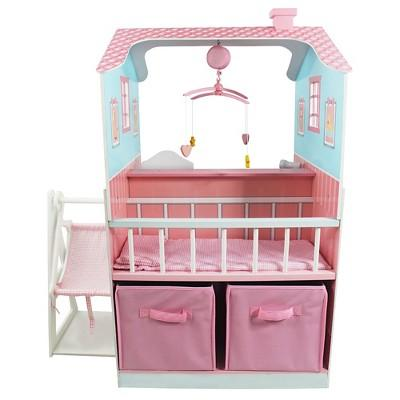 Olivia's Little World Classic Doll Changing Station - Pink