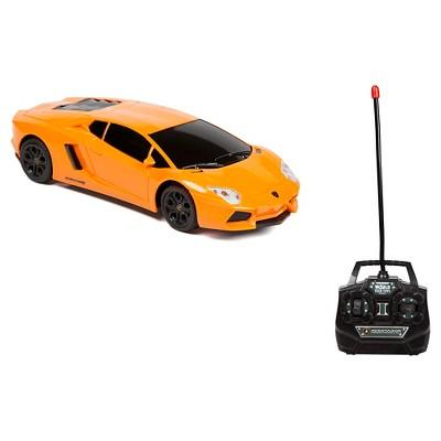Lamborghini Aventador LP 700-4 Electric RC Car 1:24