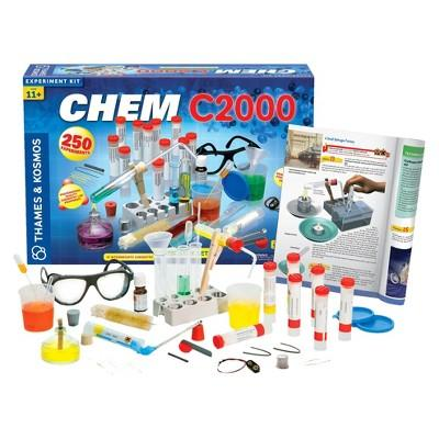 Thames and Kosmos Chem C2000 (V 2.0))