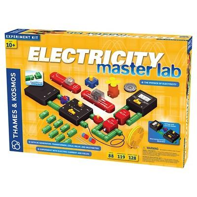 Thames & Kosmos Science Experiment Kit Electricity Master Lab
