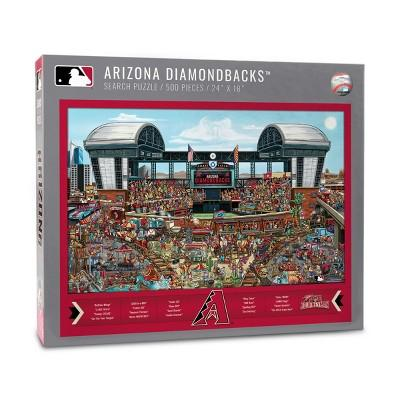 Arizona Diamondbacks Find Joe Journeyman Puzzle 500pcs