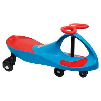 PlasmaCar Ride On - Blue/Red