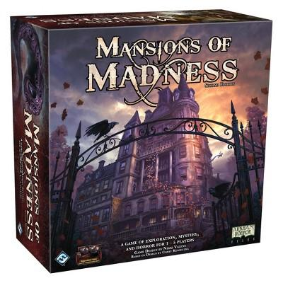 Fantasy Flight Games Mansions of Madness Board Game
