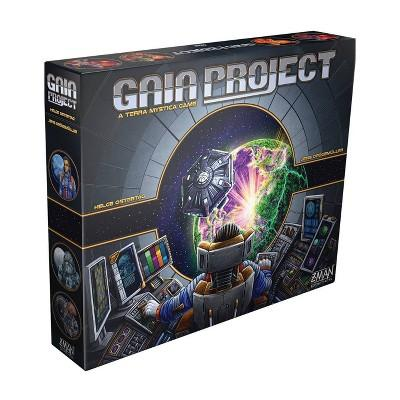 Zman Games Gaia Project Board Game