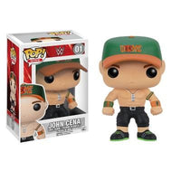 Funko POP! WWE - John Cena Never Give Up