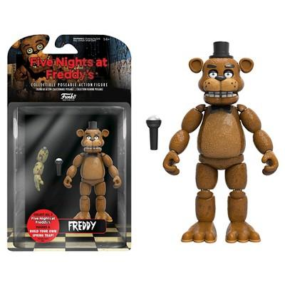 Five Night's at Freddy's - Freddy Action Figure