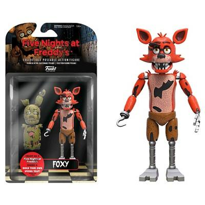 Five Night's at Freddy's - Foxy Action Figure