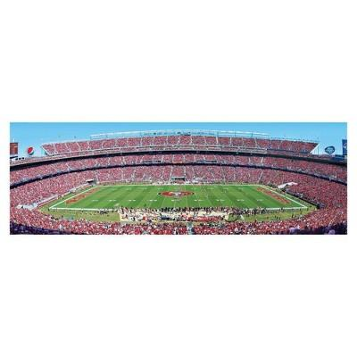 NFL San Francisco 49ers 1000pc Jigsaw Puzzle
