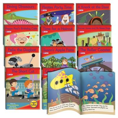 Junior Learning® Spelling Readers - Fiction Learning Set