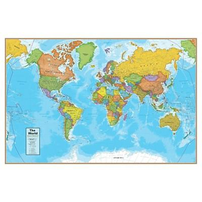 Round World Products World Map