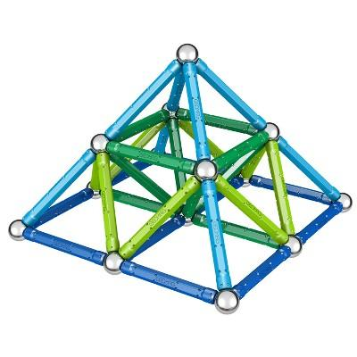 Geomag Color - 91 Piece Magnetic Construction Set