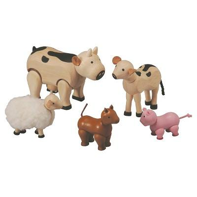 Plan Toys® Dollhouse Farm Animal