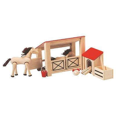Plan Toys® Play Stable