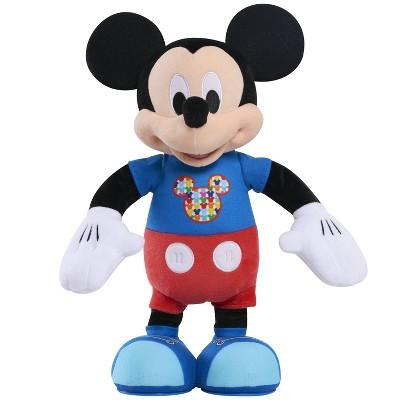 Mickey Mouse Hot Dog Dance Break Plush