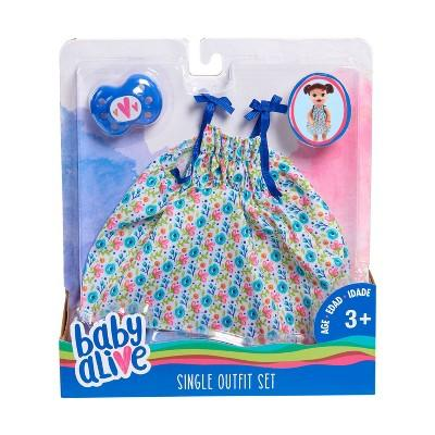 Baby Alive Baby Doll Dress