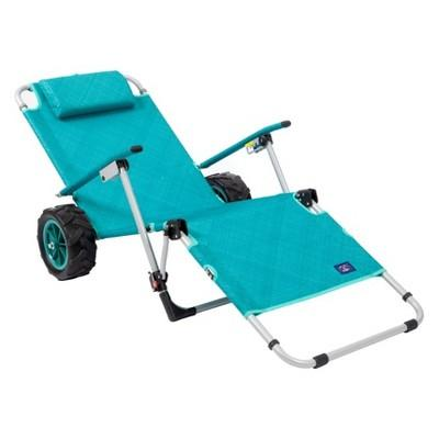 Mac Sports Utility Cart Lounger with Lock
