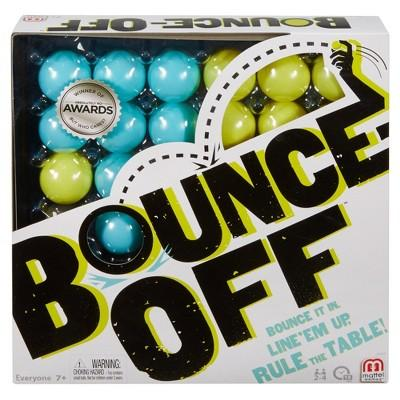 Bounce-Off Challenge Pattern Game for 2-4 Players Ages 7Y+