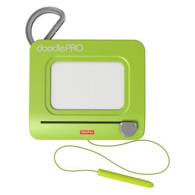 Fisher-Price Doodle Pro Clip -Green
