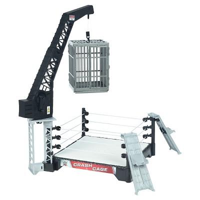WWE Crash Cage Playset