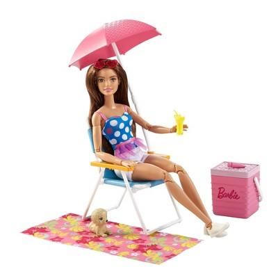 Barbie Beach Picnic Accessory