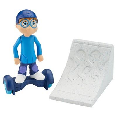 Fisher-Price Alvin and the Chipmunks Skatin' Simon Figure Pack