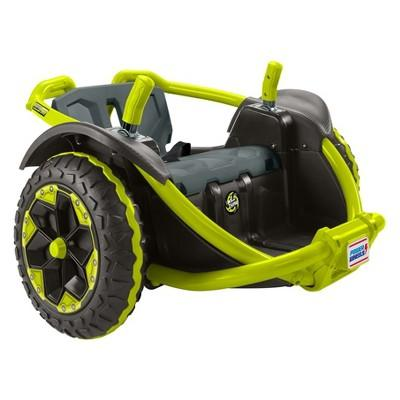 Fisher-Price Power Wheels Wild Thing - Green