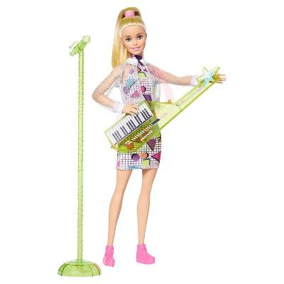 Barbie and the Rockers Barbie Doll and Keytar