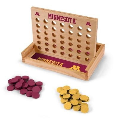 NCAA Minnesota Golden Gophers Table Top Four In A Row