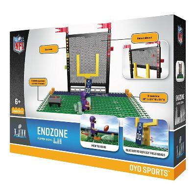 NFL Super Bowl 52 OYO Endzone Set
