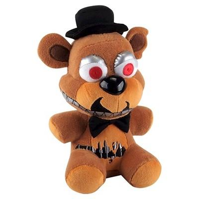 Five Nights at Freddy's - Nightmare Freddy Plush 6""