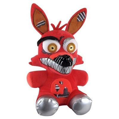 Five Nights at Freddy's - Nightmare Foxy Plush 6""