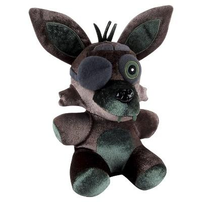 Five Nights at Freddy's - Phantom Foxy Plush 6""