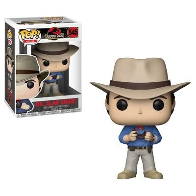 Funko POP! Movies: Jurassic Park 25th Anniversary - Dr. Alan Grant - Minifigure