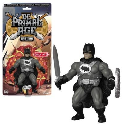 DC Comics Primal Age: Batman Action Figure Target Exclusive