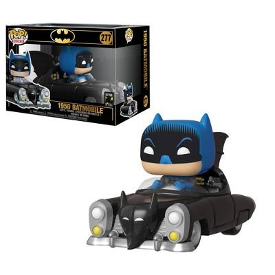 Funko POP! Rides: Batman 80th - Batman and 1950 Batmobile