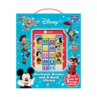 Disney Adventures Electronic Me Reader 8-book Boxed Set