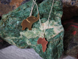 Necklace with Elephant Pendant