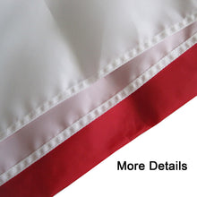 Load image into Gallery viewer, FLAGBURG England Flag,Durable St. George Cross Flag with Sewn Stripes, Canvas Header & Brass Grommets, Vivid Color, Triple Stitching, High-Grade Outdoor Nylon Flags for All-Weather
