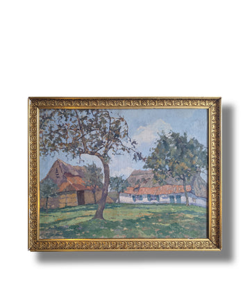 Verger de Lumière - French Art Shop