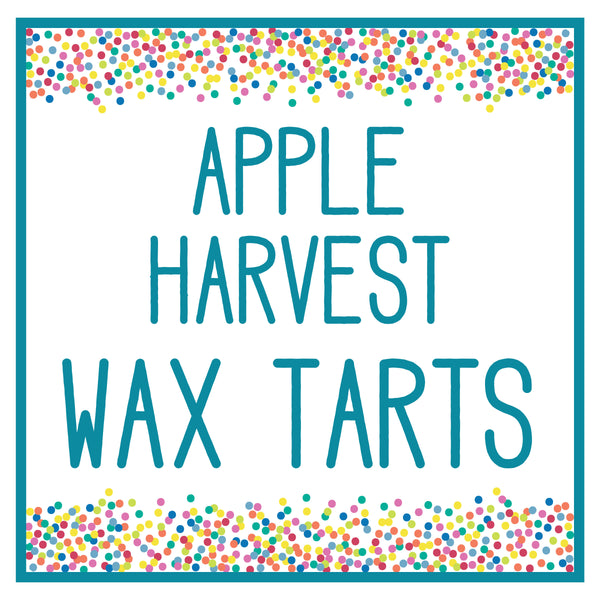 Apple Harvest Wax Tart 3 oz