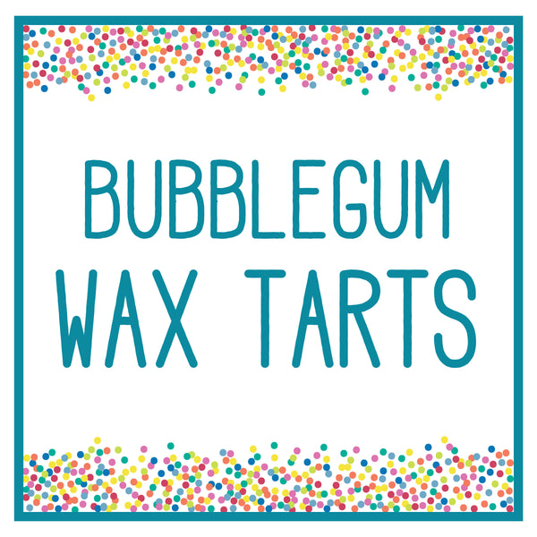 Bubblegum Wax Tart 3 oz