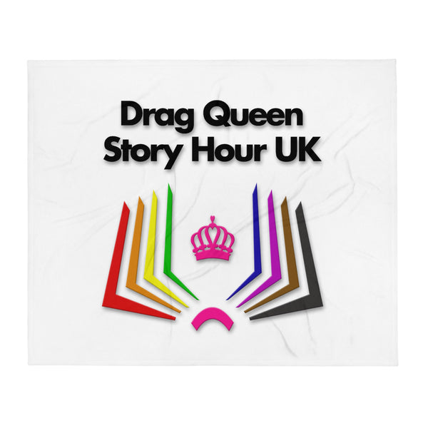 Official Drag Queen Story Hour UK™ Blanket
