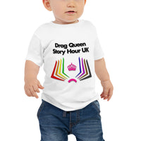 Official Drag Queen Story Hour UK™ Baby Tee (Ages 1 - 5)