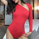 One-pieces long sleeve Bodysuits Jumpsuit
