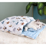 Winter Warm Sleeping bed for dog cat