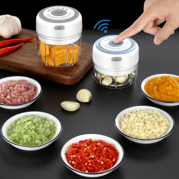 Wireless Electric Food Chopper - Kakas-collection