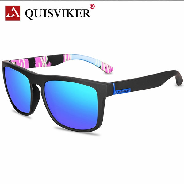 QUISVIKER Brand New Polarized Glasses for Men Women