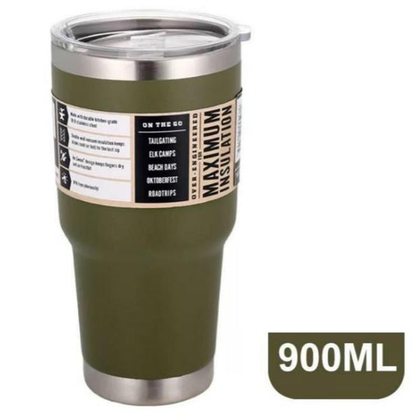 Thermos Tumbler Coffee Mug - Kakas-collection