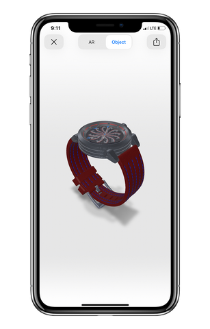 AR Watch Render