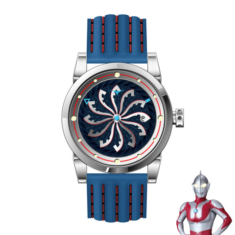 Ultraman Watch Blue